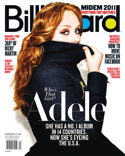 Adele - Billboard