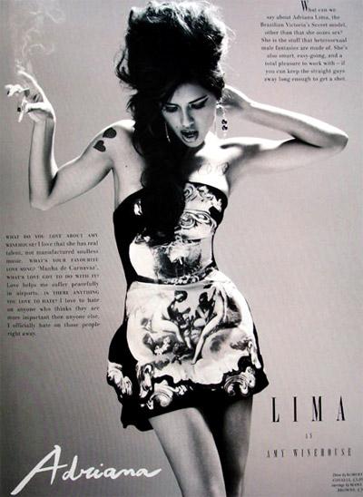 Adriana Lima - Love