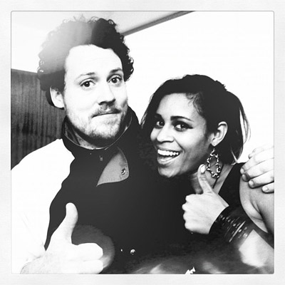 AlunaGeorge - Instagram