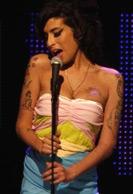 Amy Winehouse - Mercury Prize 2007
