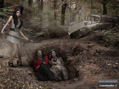 Amy Winehouse - El Mostrador