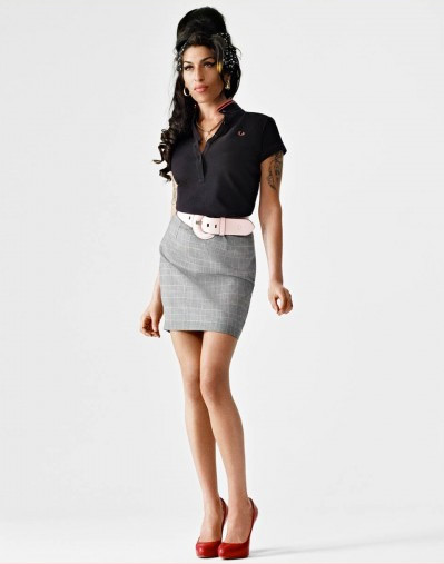 Amy Winehouse - Fred Perry