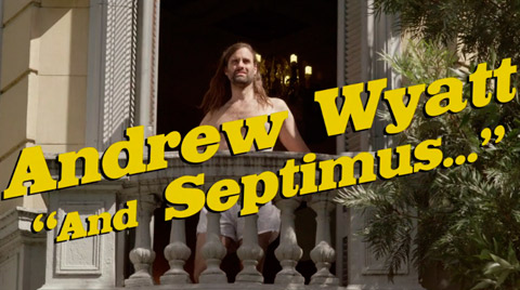 Andrew Wyatt - And Spetimus...