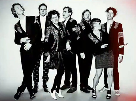 Arcade Fire - SNL