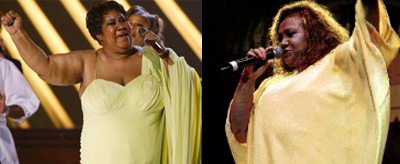 Aretha Franklin - Grammy Awards