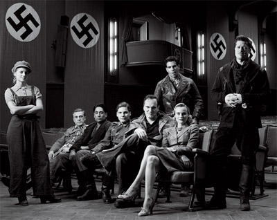 Inglourious Basterds - Vanity Fair