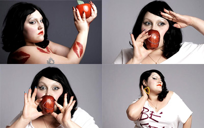 Beth Ditto Photoshoot NME