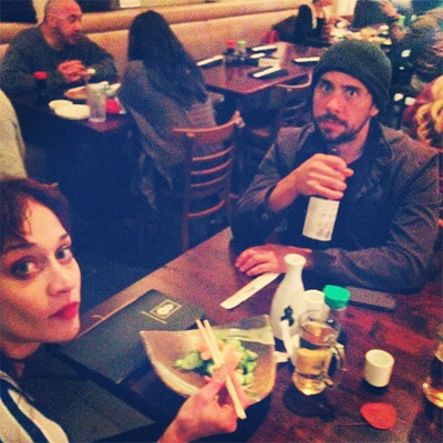Blake Mills / Fiona Apple - Instagram