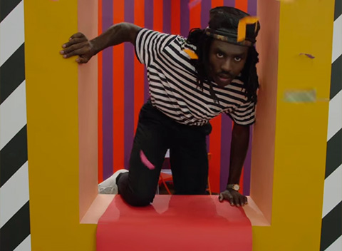 Blood Orange - GAP