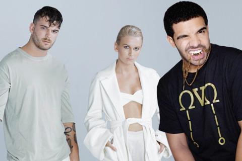 BROODS & Drake