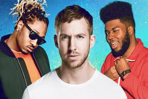 Future, Calvin Harris & Khalid