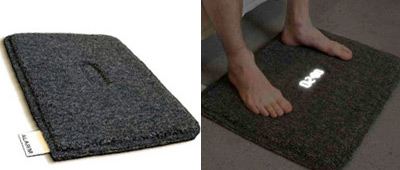 Carpet Alarm Clock