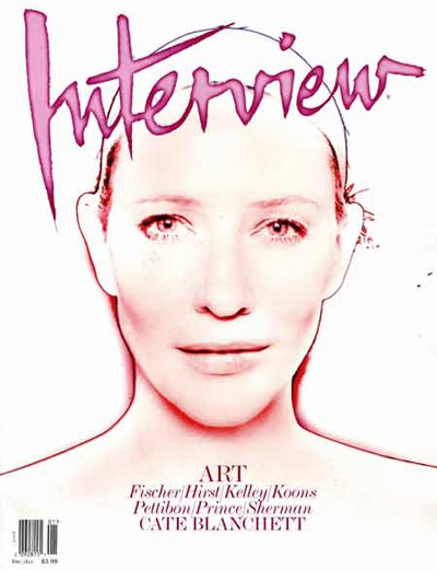 Cate Blanchett - Inteview Dec/Jan 09