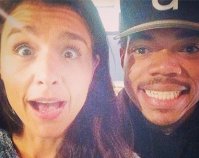 Jessie Ware & Chance The Rapper