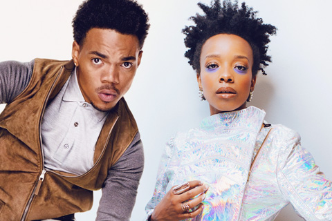 Chance TheRapper & Jamila Woods