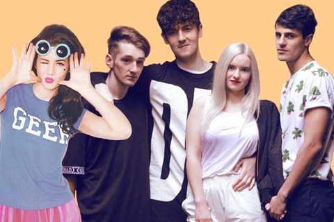 Clean Bandit & Marina and the Diamonds