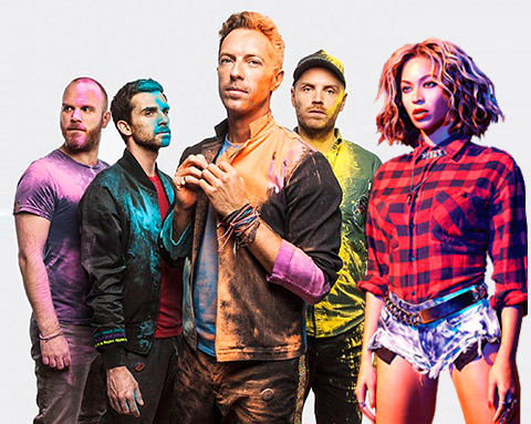 Coldplay & Beyoncé