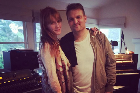 Florence and the Machine & Cold War Kids