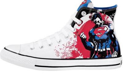 Converse - DC Comics