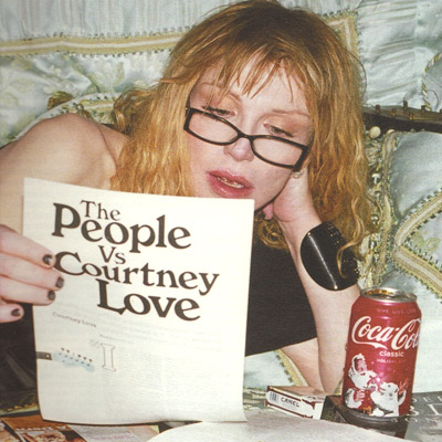 Courtney Love - Self Service