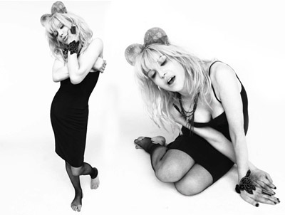 Courtney Love - Spin