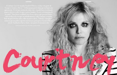Courtney Love - Vanidad