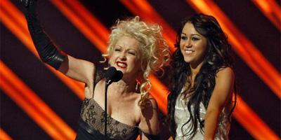 Cyndi Lauper - Grammy Awards