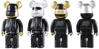 Ursinhos Daft Punk