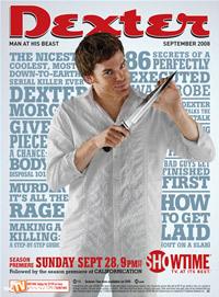 Dexter - Garoto da Capa