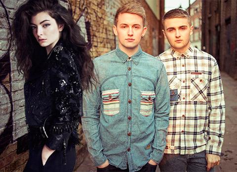 Lorde & Disclosure