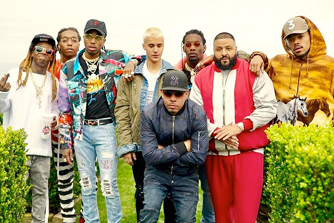 DJ Khaled - I'm the One (com Justin Bieber, Quavo, Chance the Rapper, Lil Wayne)