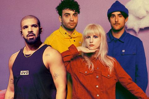 Drake & Paramore