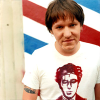 Elliott Smith por Autumn de Wilde