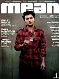Emile Hirsch - Mean Magazine