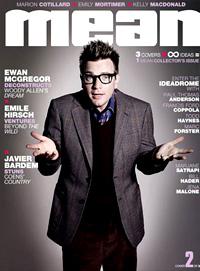 Ewan McGregor - Mean Magazine