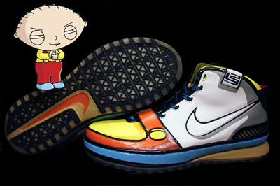 Family Guy Tenis