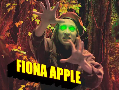 Fiona Apple - H-Man