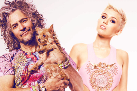 The Flaming Lips & Miley Cyrus