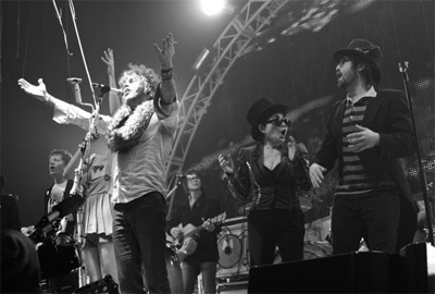 The Flaming Lips & Yoko Ono