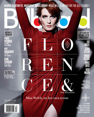 Florence and the Machine - Billboard