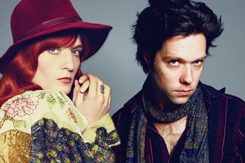 Florence Welch & Rufus Wainwright