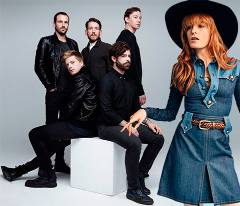 Foals & Florence and the Machine
