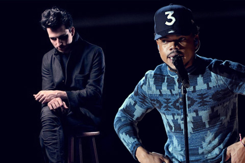 Francis and the Lights & Chance The Rapper