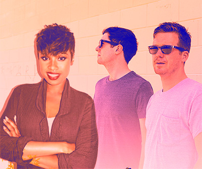Gorgon City & Jennifer Hudson