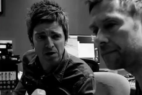 Gorillaz & Noel Gallagher