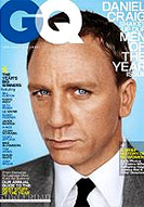 GQ - Daniel Craig