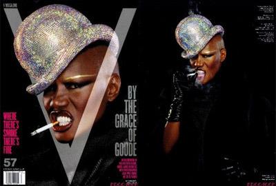 Grace Jones - V Magazine