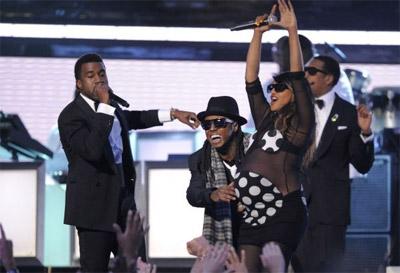 M.I.A. - Grammy