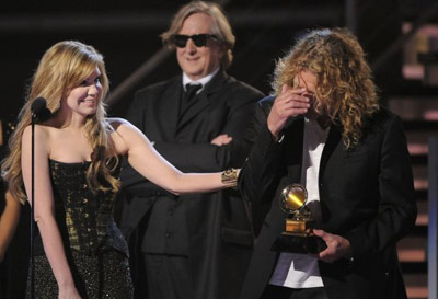 Alison Krauss e Robert Plant - Grammy
