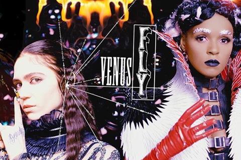 Grimes & Janelle Monáe